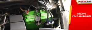 Volt Stabilizer Membantu Menstabilkan Kelistrikan Mobil Sehingga Lebih Hemat dan Bertenaga